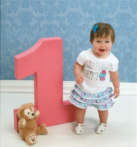 …happy birthday, baby girl!